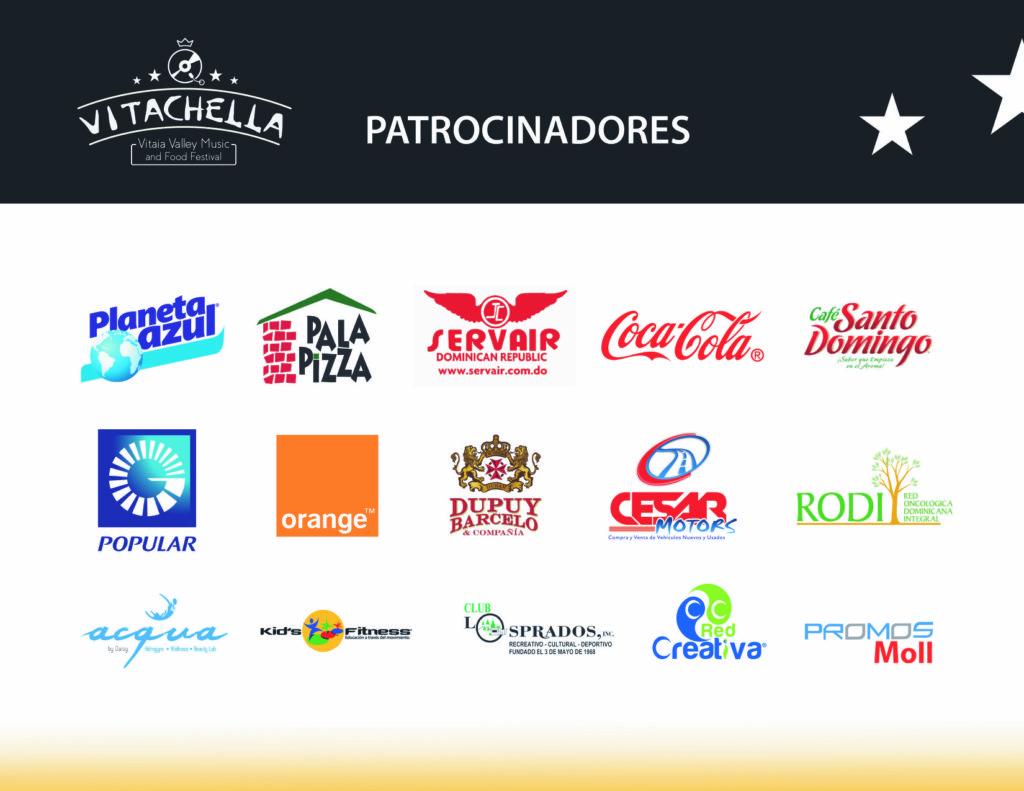 Patrocinadores Vitachella